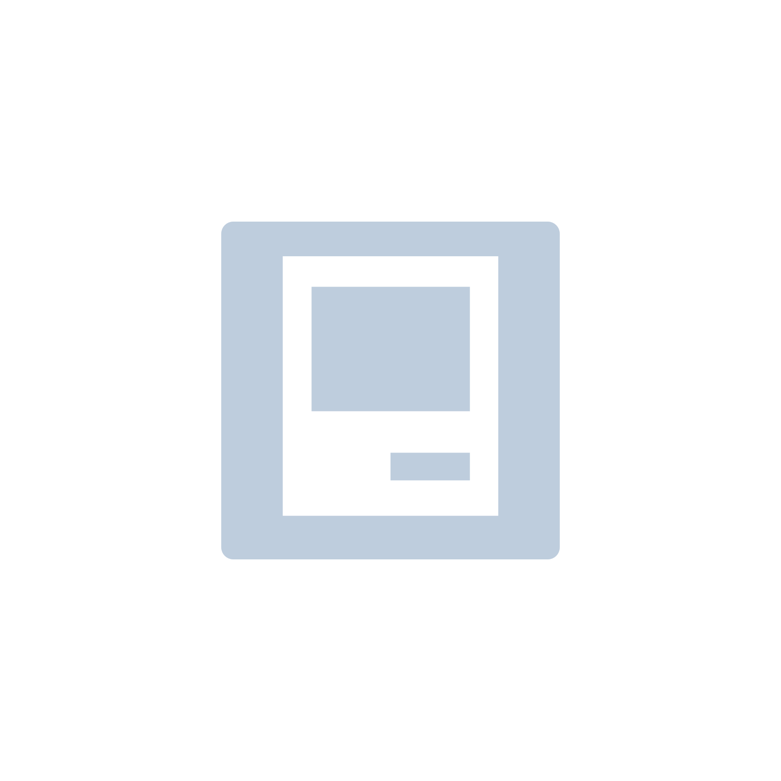 Apple Watch Series 2 42 mm Aluminiumgehäuse in Grau mit Nylonarmband in Grau