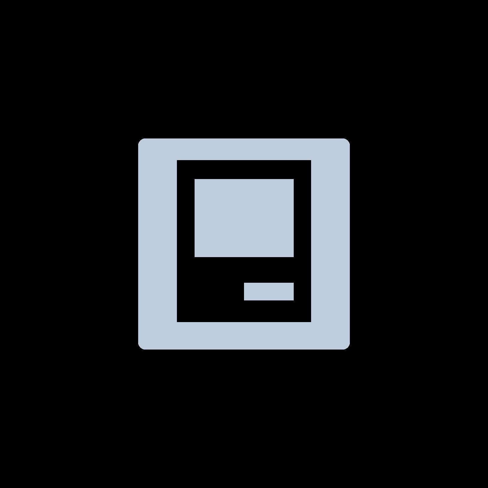 Apple Flip Case für iPad 2/3/4 - grau